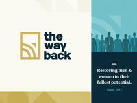 The Way Back Logo