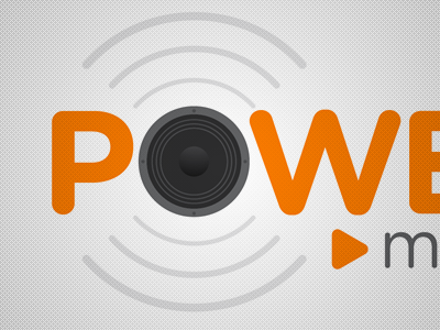 PowerPlay Productions logo identity