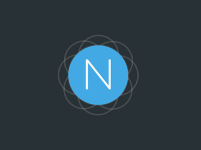 N identity logo