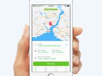 Hotel Booking app by Enuygun