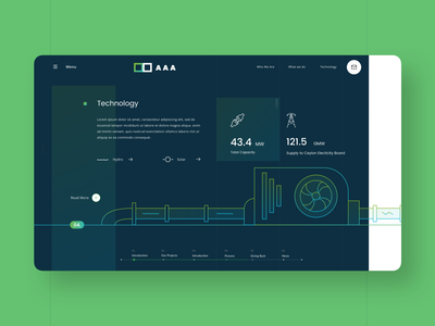 Hydro Technology UI