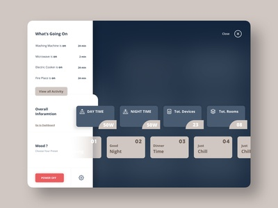 Digital Home UI II