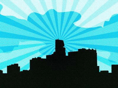 Augusta Skyline