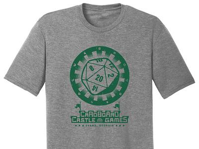 Cardboard Castle Games  T-Shirt tshirtdesign tshirt wegiveashirt