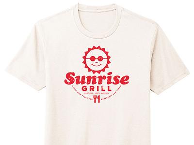Sunrise Grill T-Shirt tshirtdesign tshirt wegiveashirt