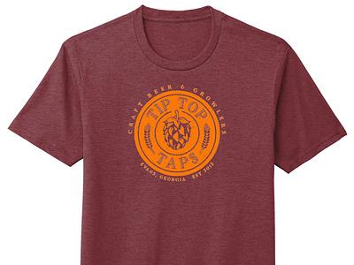 Tip Top Taps T-Shirt tshirtdesign tshirt wegiveashirt