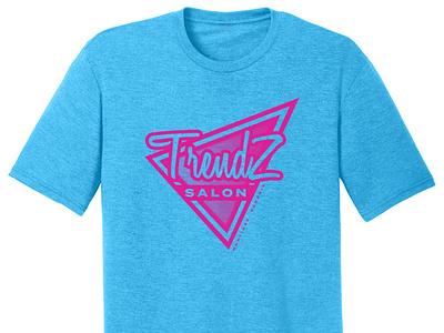TrendZ Salon T-Shirt tshirtdesign tshirt wegiveashirt
