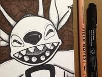 Sketched: Stitch
