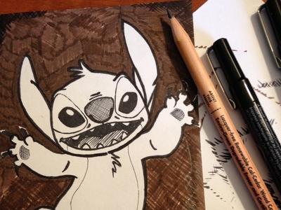 Sketched: Stitch (Again)