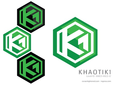 K1 Hexagon ingress enlightened october-challenge