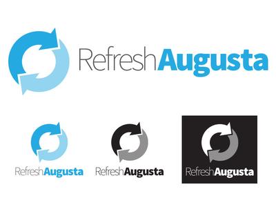 RefreshAugusta Rebrand Idea