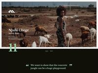 Mukha website