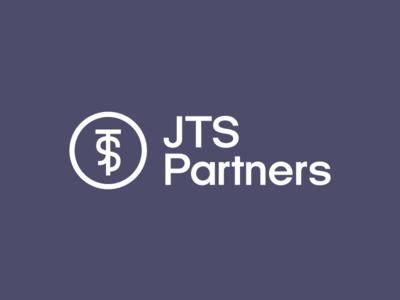 JTS Partners new york real estate identity logo