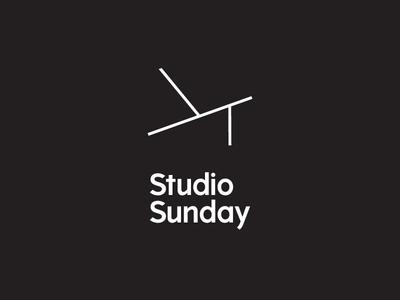 Studio Sunday aspen community logo identity health fitness pilates