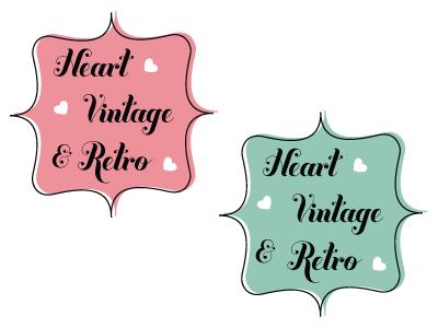 Heartvintageretro