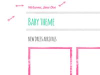 Baby Theme
