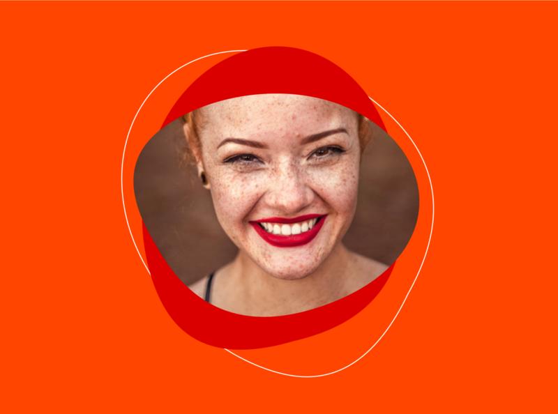 People of Love - Branding community heat map love people body emotion brand identity branding graphic design design