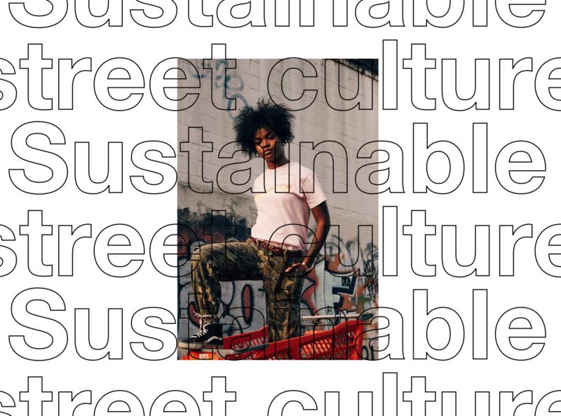 Wiiild - Branding urban streetwear sustainability clothing brand fashion brand fashion brand brand design brand identity branding graphic design design