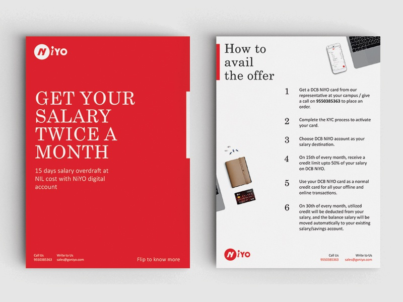 a5 brochure for an event by arun sharma dribbble dribbble