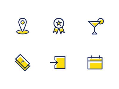 Brand Iconography brand icons iconography icon design icon icons icon set
