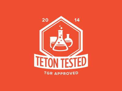 Teton Tested Logo