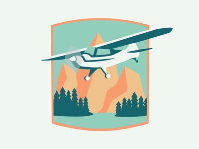 TGR Travel Logo Concept