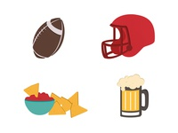 Game Day Icons