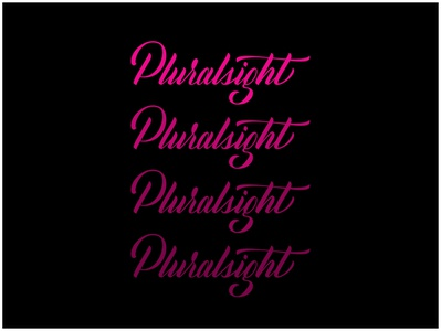 Pluralsight Script