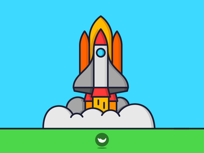 Starting up pepper spicy icons icon color outline illustration rocket startup