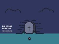 Dia de Los Muertos in Brazil
