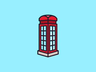 Need a phone? glass spicy icons united kingdom icon box phone london