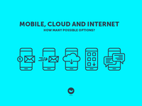 Mobile, Cloud And Internet