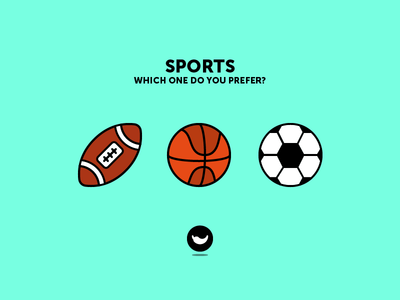 Sports ball spicy icons basketball soccer futball rugby sports sport