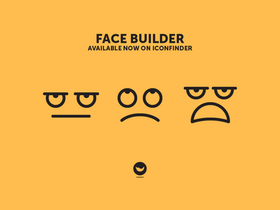 Face Builder face smile mouth eye emoji icon icon set spicy icons expression