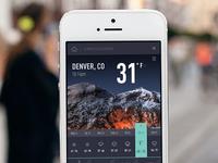 Weather UI