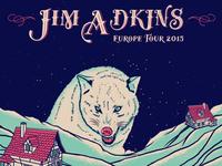 Jim Adkins Europe Tour 2015