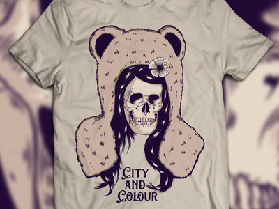 City and Colour tee design