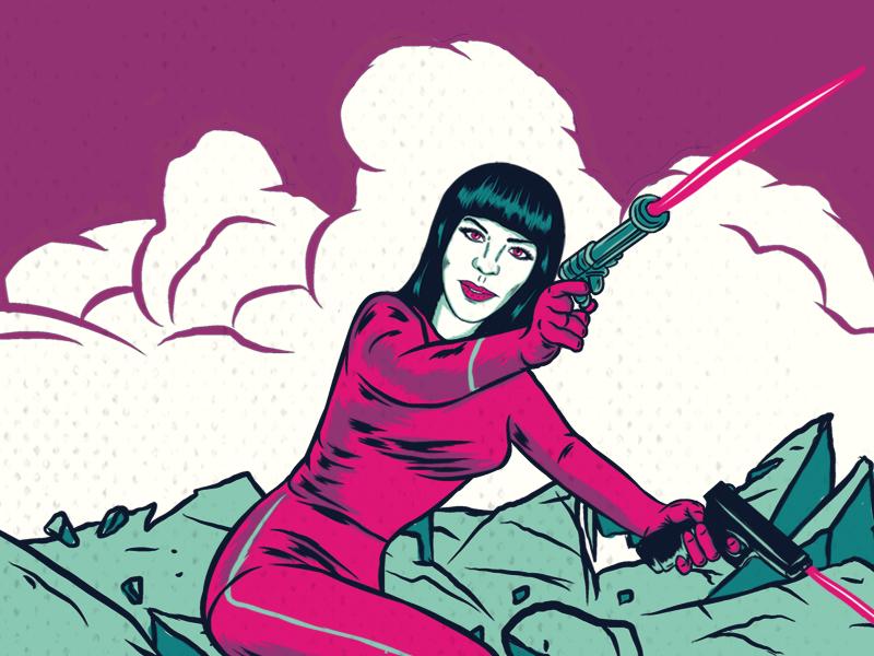 La Dama Maligna EP - Riesgo de Contagio  riesgo de contagio dama maligna artwork