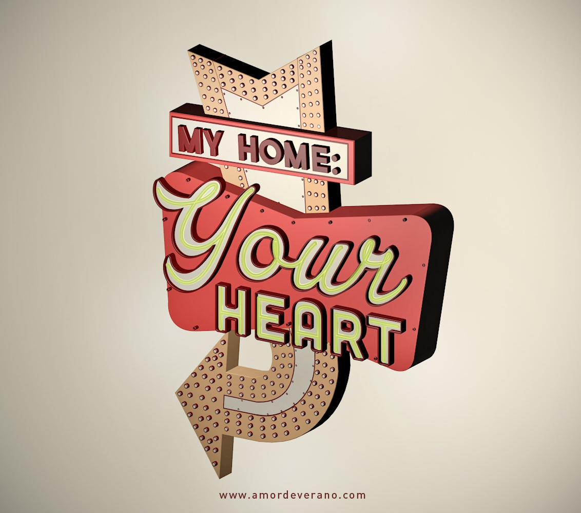 Render1 3d my heart your heart web