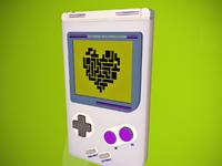 C4d tetris vray2 ok