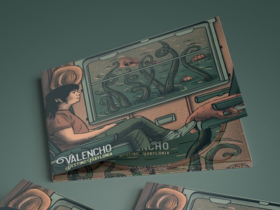 Valencho - Destino Fabylonia artwork cd cd artwork valencho