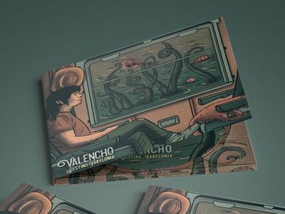 Valencho - Destino Fabylonia artwork cd cd artwork valencho