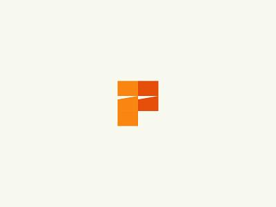 Letter F Exploration clean branding brand vector typography type minimal logo lettering illustrator illustration identity icon design