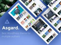 Asgard - News Magazine WordPress Theme