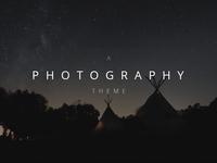 Fotos - Responsive Photography Theme