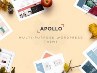 Apollo - Responsive Multi-Purpose WordPress Theme