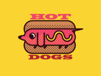 Hot dogs are not actually dogs