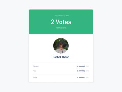 Vote Preview