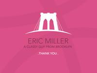 @EricMiller