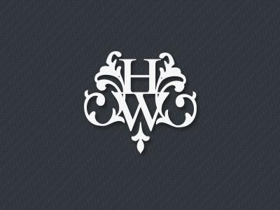 Herbert Walters Logo logo brand monogram design fashion clothing